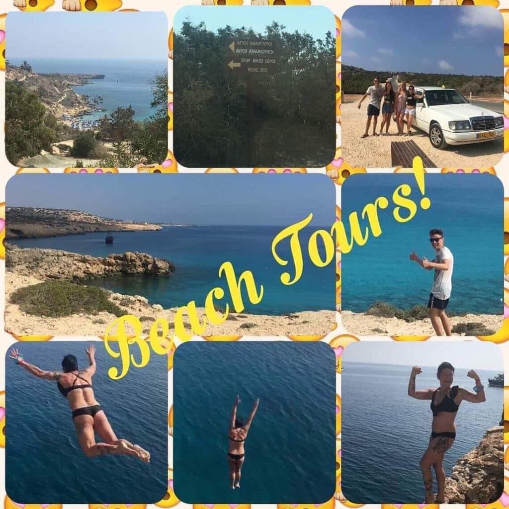 Cyprus beach tours